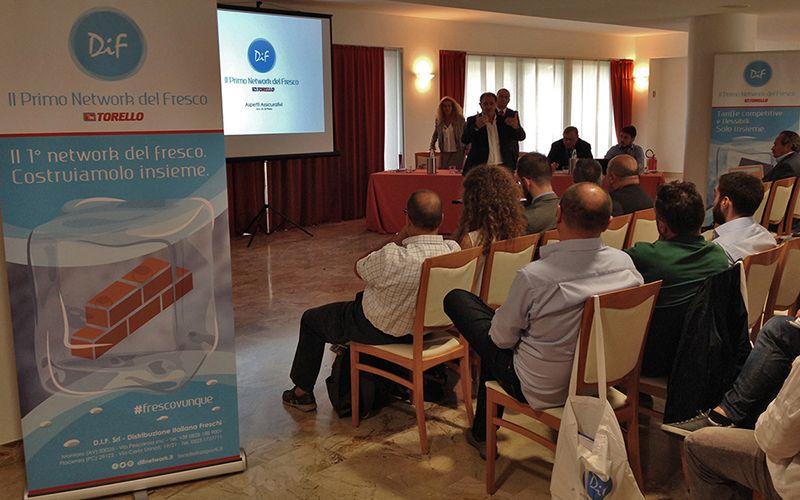 Torello e DIF: briefing a Piacenza