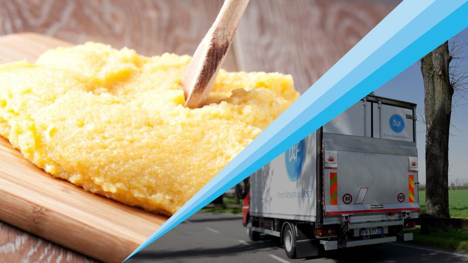 Inizia l'inverno, il DIF Network è pronto a distribuire polenta