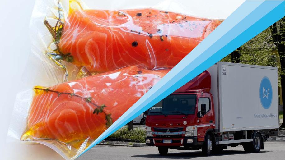 DIF garantisce la fragranza del salmone affumicato