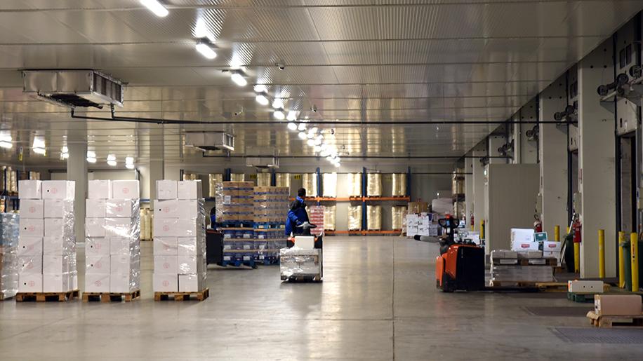 La Logistica DIF Network: un unico hub nazionale e punti di raccolta territoriali